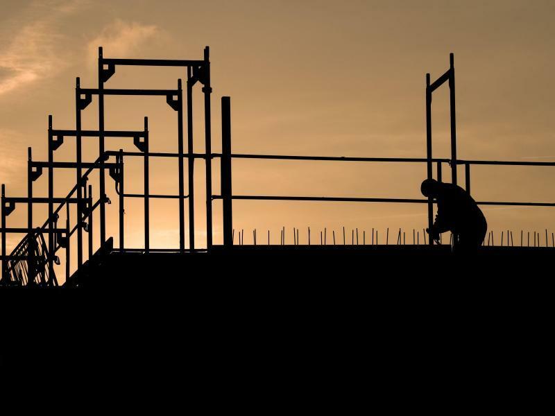 Wohnungsbau - Foto: Julian Stratenschulte/Illustration