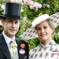 Prinz Edward & Gräfin Sophie - Foto: Chris Jackson/PA Wire