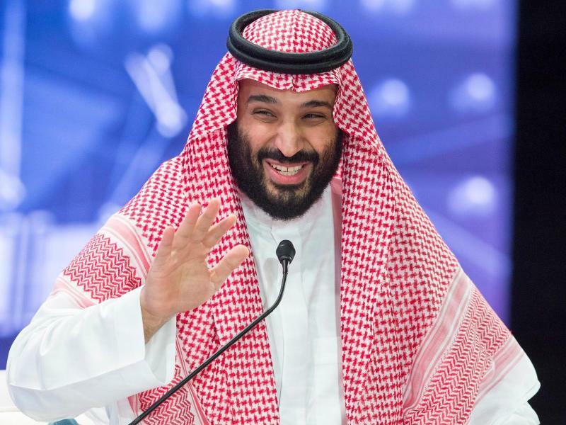 Mohammed bin Salman - Foto: SPA
