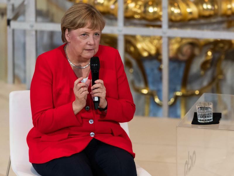 Angela Merkel - Foto: Robert Michael