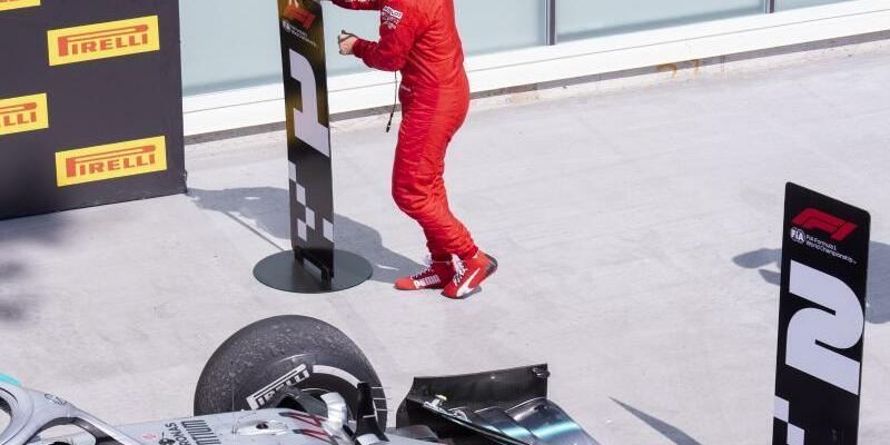 Sebastian Vettel - Foto: Paul Chiasson/The Canadian Press/AP