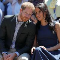 Prinz Harry und Herzogin Meghan - Foto: Phil Noble/Reuters/PA