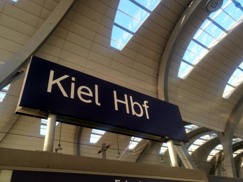 Kiel Hbf - Foto: über dts Nachrichtenagentur