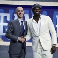 NBA-Draft - Foto: Julio Cortez/AP