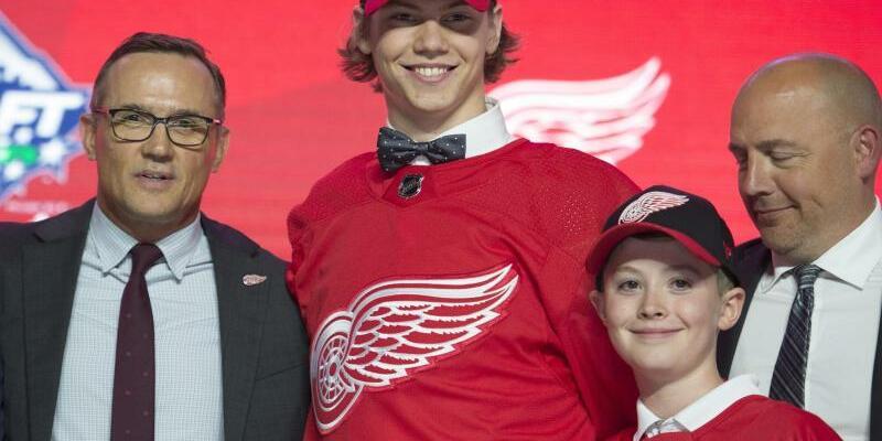 NHL-Draft - Foto: Jonathan Hayward/The Canadian Press/AP