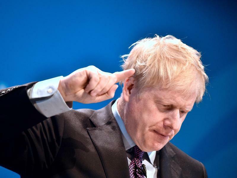 Boris Johnson - Foto: Ben Birchall/PA Wire