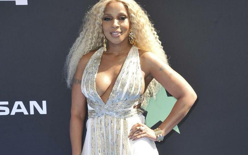 BET Awards - Mary J. Blige - Foto: Richard Shotwell