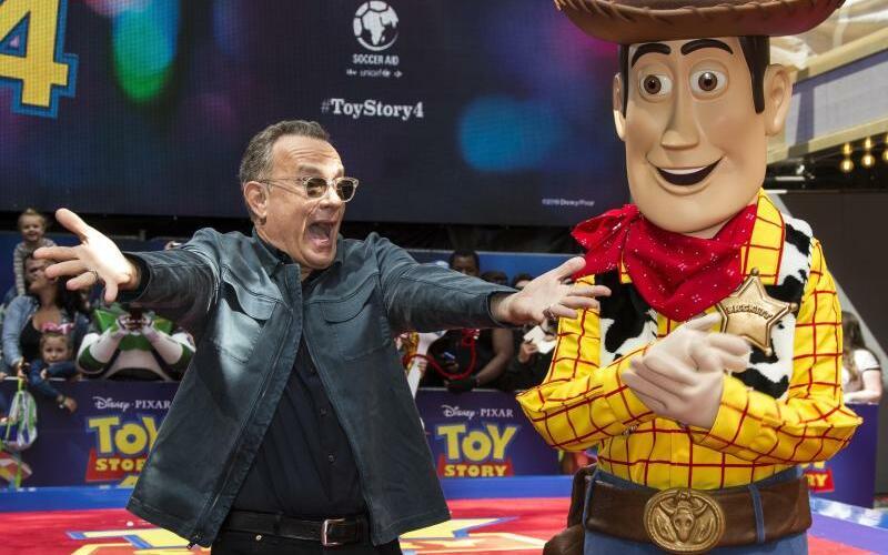 Premiere Toy Story 4 - Foto: Joel C Ryan/Invision