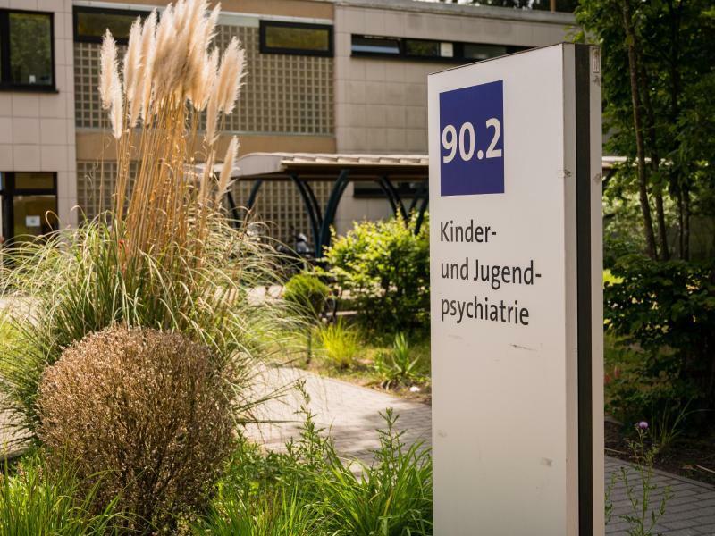 Universitätsklinikum - Foto: Oliver Dietze