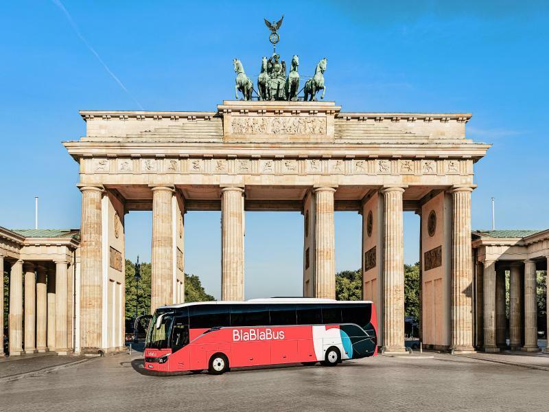 Fernbusreisen mit BlaBlaBus - Foto: BlaBlaBus