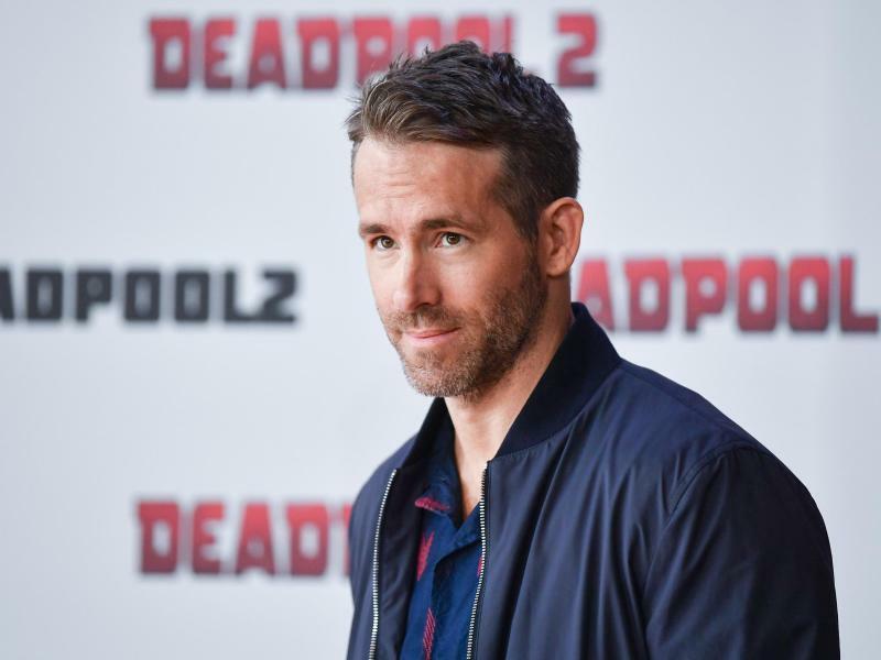 Ryan Reynolds - Foto: Jens Kalaene