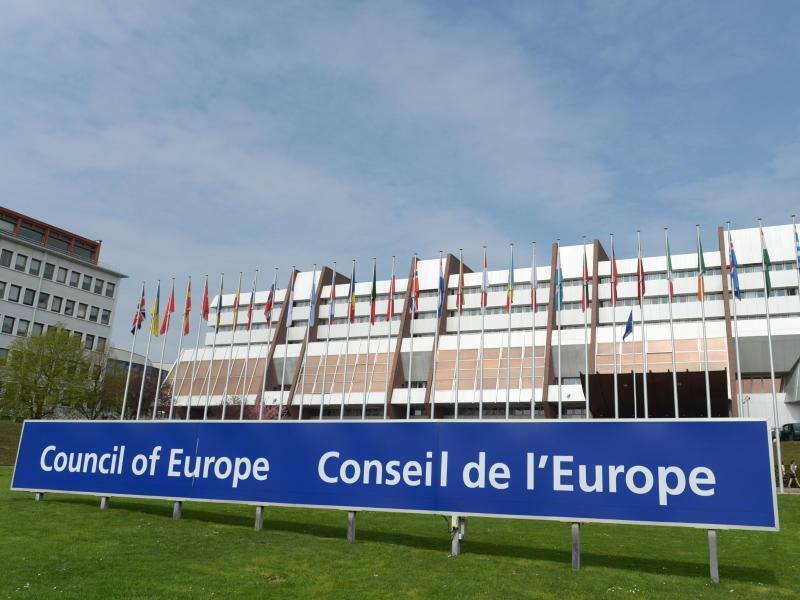 Europarat in Straßburg - Foto: Rainer Jensen