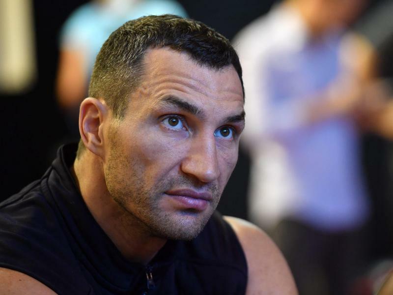 Wladimir Klitschko - Foto: Kerstin Joensson