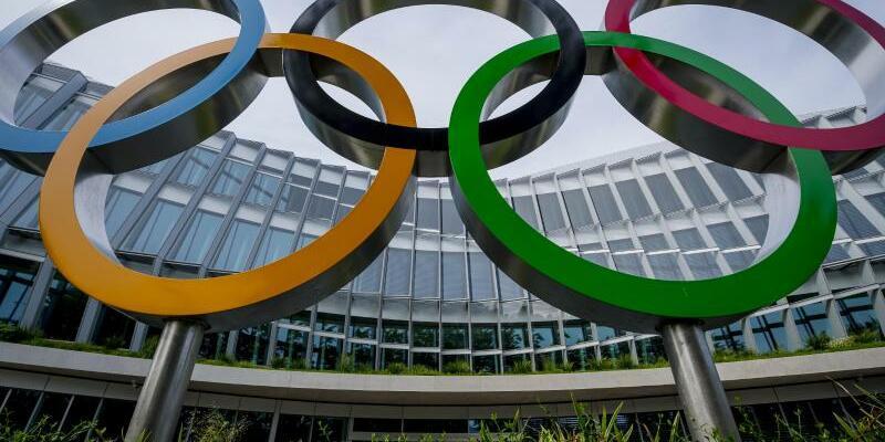Olympia - Foto: Jean-Christophe Bott/KEYSTONE