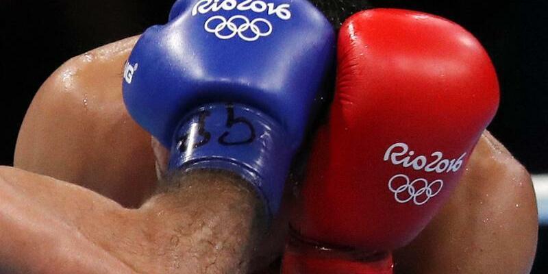 Olympisches Boxen - Foto: Mario Ruiz/epa