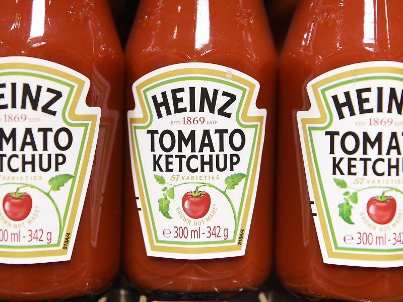 Heinz Ketchup - Foto: Andy Rain/EPA