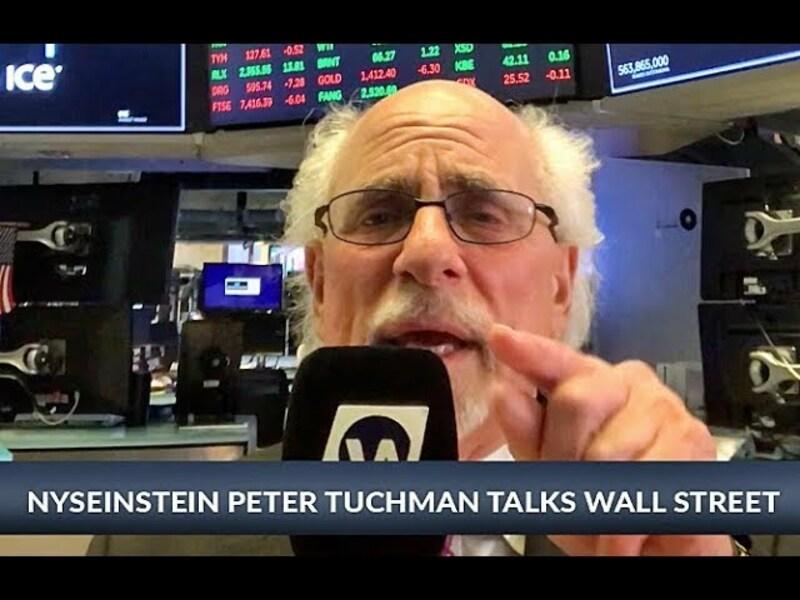 Der Börsenexperte Tuchman ist überzeugt, dass nichts die Kurse so sehr leitet wie ein Handelsabkommen mit China. NYSEinstein Peter Tuchman beichtet von der Börse in New York. - Foto: anlegerverlag.de