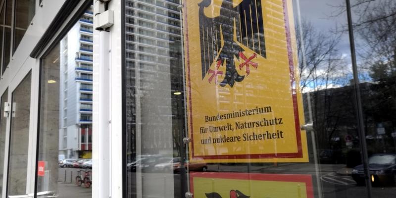 Umweltministerium - Foto: über dts Nachrichtenagentur
