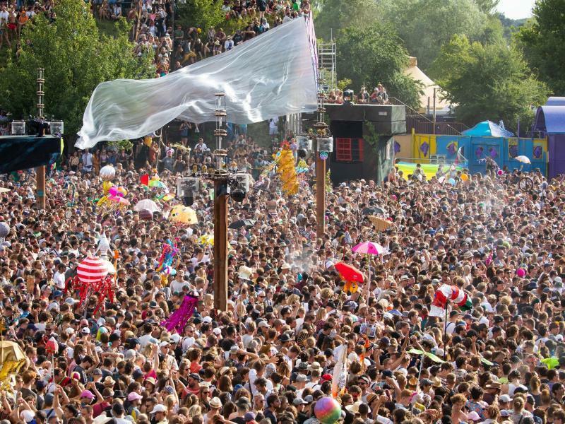 Fusion-Festival - Foto: Christian Charisius