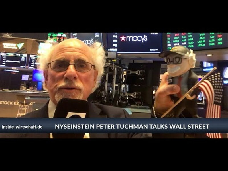 Der Index hat eine Schallmauer durchbrochen. Ein weiterer Rekord ist folglich eingestellt. NYSEinstein Peter Tuchman berichtet aus New York. - Foto: anlegerverlag.de
