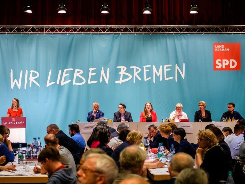 Parteitag der SPD Bremen - Foto: Mohssen Assanimoghaddam