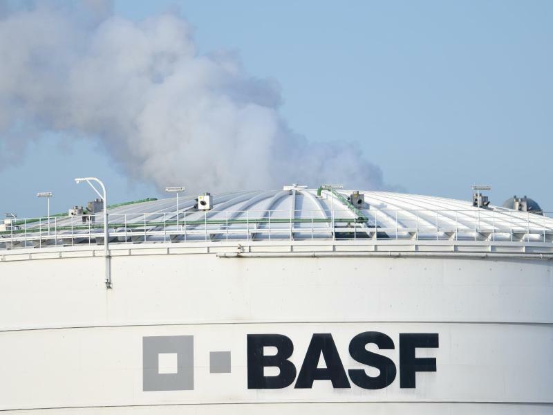 BASF - Foto: Uwe Anspach