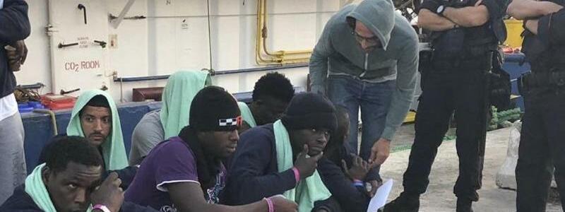 Lampedusa - Foto: Annalisa Camilli/AP