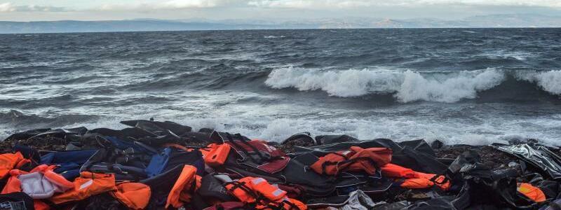 Angeschwemmt - Foto: Filip Singer