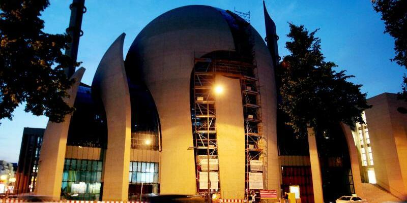 Moschee in Köln - Foto: Oliver Berg