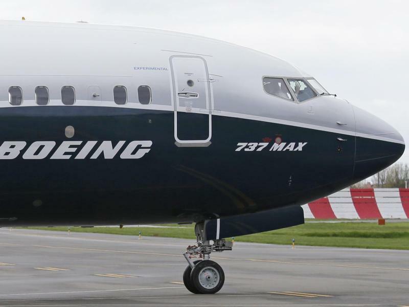 Boeing 737 MAX - Foto: Ted S. Warren/AP