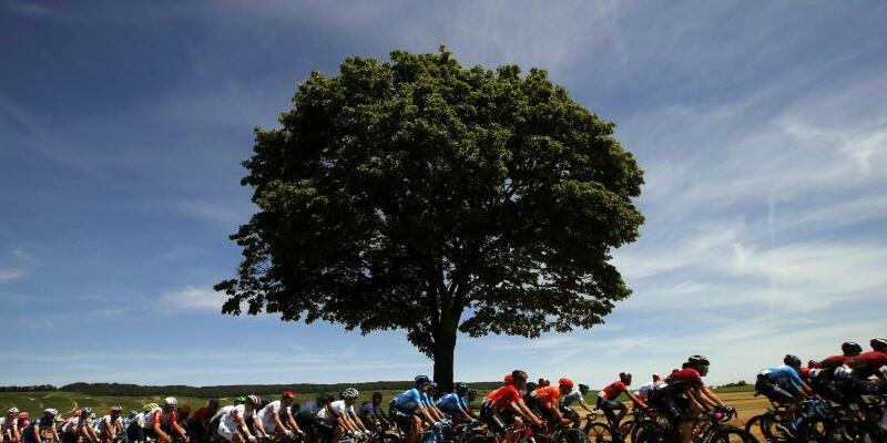 Tour de France - Foto: Christophe Ena/AP