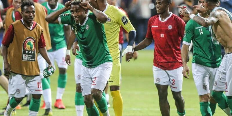 Afrika-Cup - Foto: Omar Zoheiry
