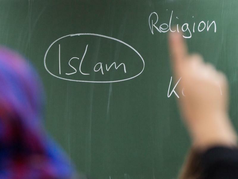 Islam - Foto: Frank Rumpenhorst