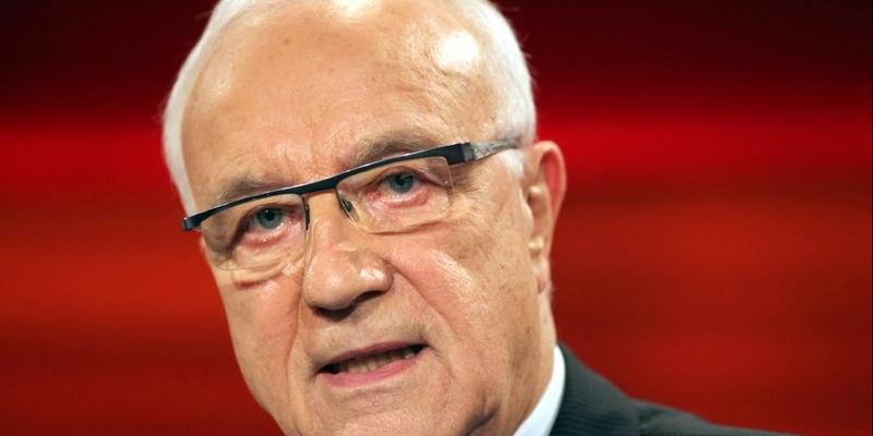 Fritz Pleitgen - Foto: über dts Nachrichtenagentur