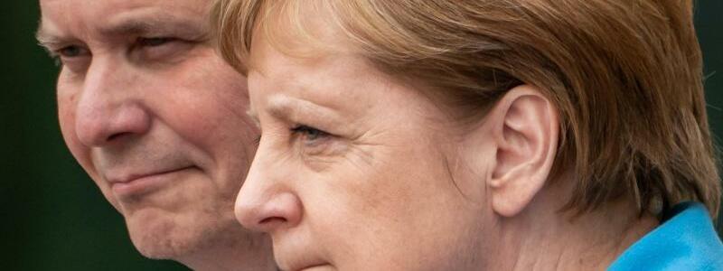 Angela Merkel - Foto: Michael Kappeler