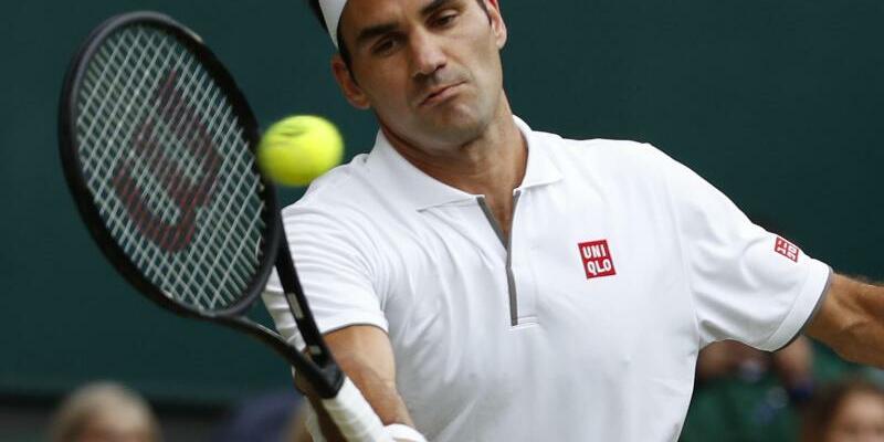 Roger Federer - Foto: Alastair Grant/AP