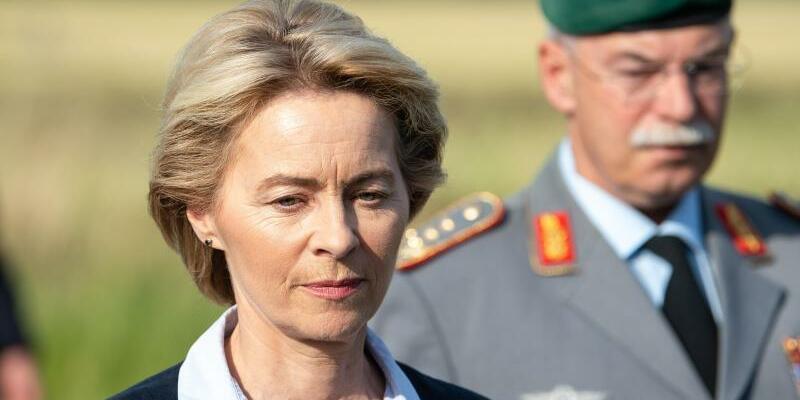 Ursula von der Leyen - Foto: Swen Pförtner