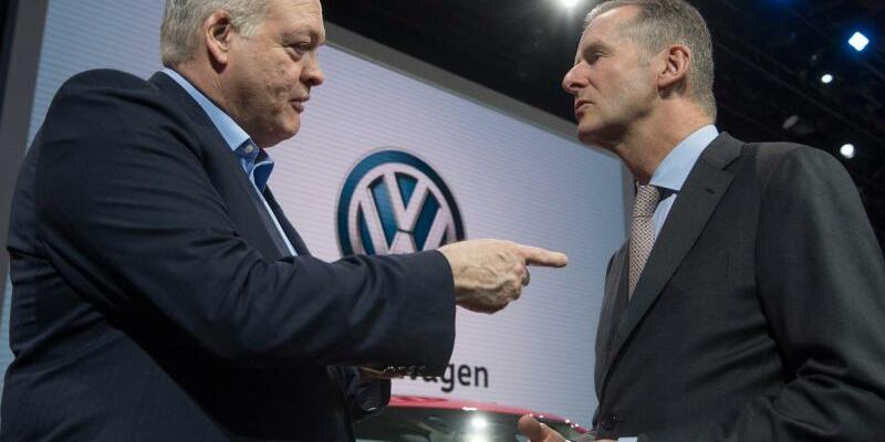 VW und Ford - Foto: Boris Roessler