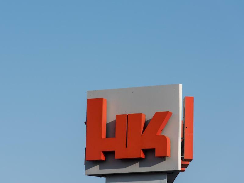 Heckler & Koch - Foto: Patrick Seeger/Archiv