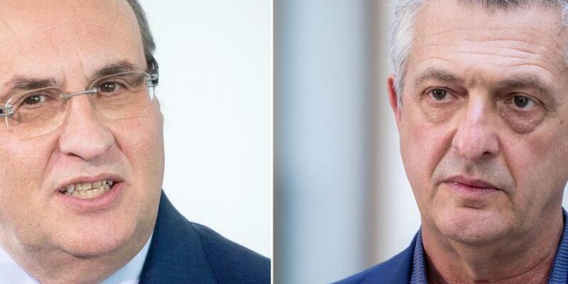 Filippo Grandi und Antonio Vitorino - Foto: Kay Nietfeld