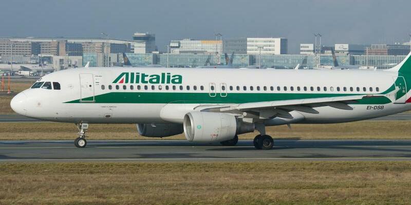 Alitalia - Foto: Christoph Schmidt