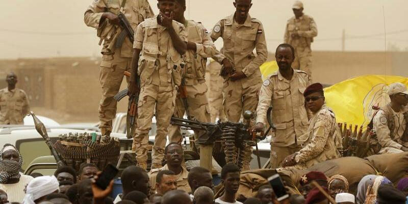 Krise im Sudan - Foto: Hussein Malla/AP