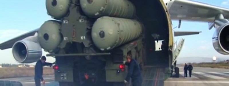 Flugabwehrsystem S-400 - Foto: Russian Defence Ministry Press Service