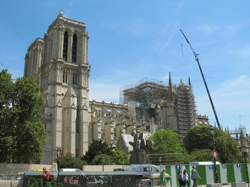 Notre-Dame - Foto: Julia Naue