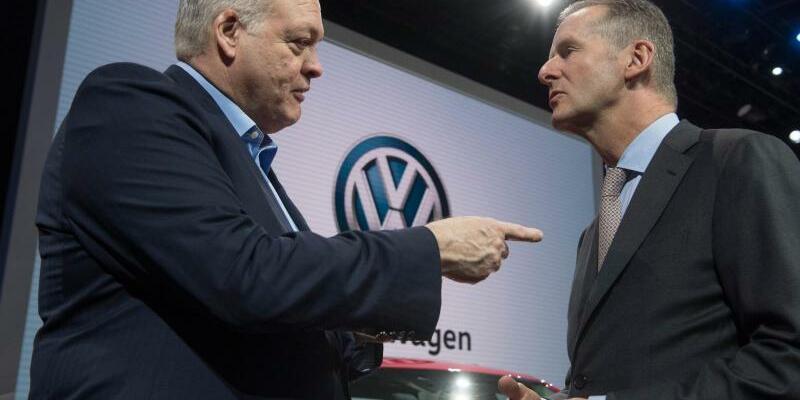 VW und Ford starten Allianz bei Elektro- und Roboterautos - Foto: Boris Roessler