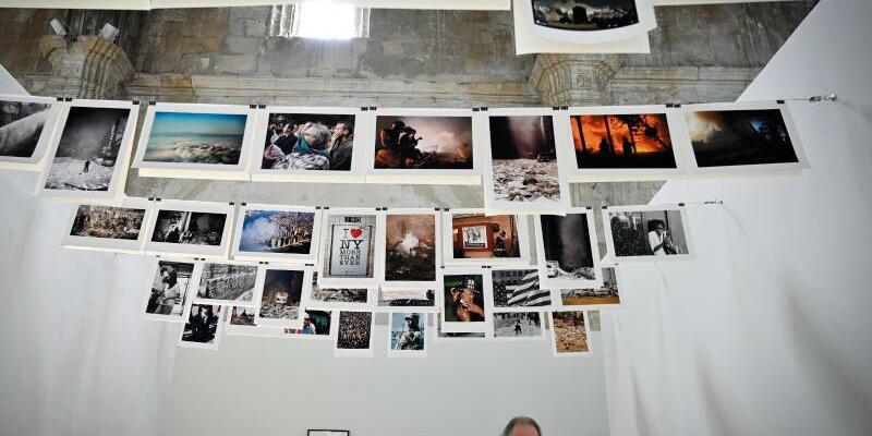 Fotografie-Weltfestival in Arles - Foto: Gerard Julien/AFP