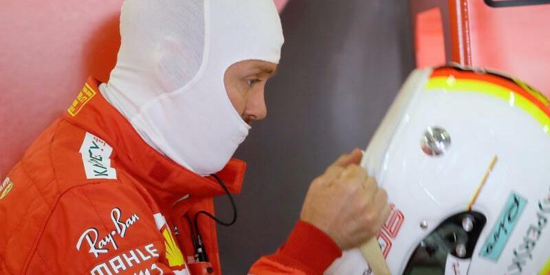 Ernüchtert - Foto: Braucht einen Sieg: Beim Rennen in Silverstone steht Sebastian Vettel unter Druck. Foto:Luca Bruno/AP