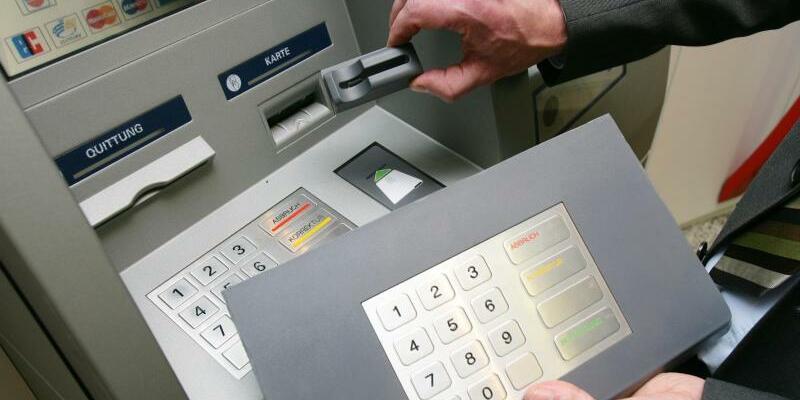 Weniger Datenklau an Geldautomaten - Foto: Thomas Frey