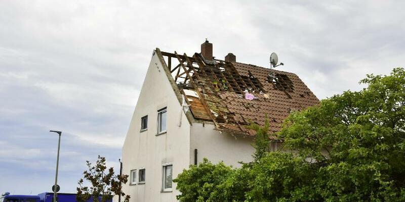 Sturmschäden in Rheinland Pfalz - Foto: Steil-Tv