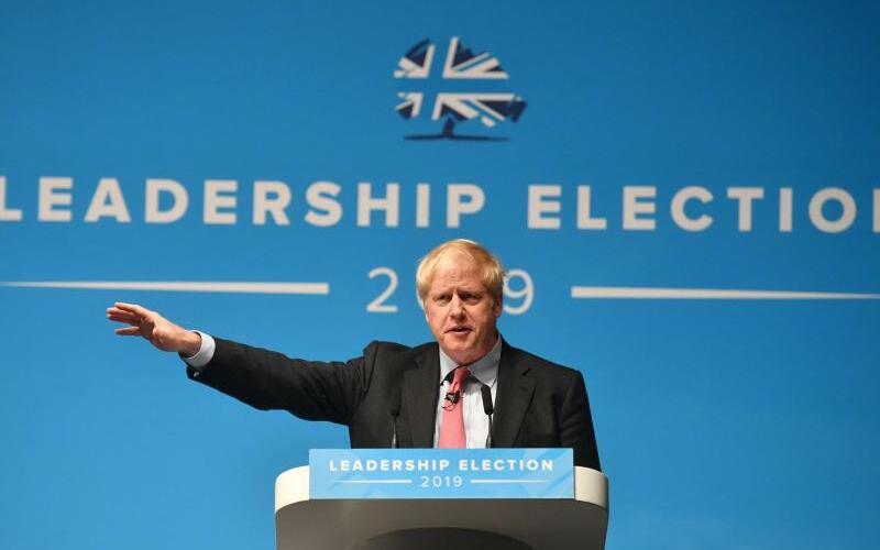 Boris Johnson - Foto: Jacob King/PA Wire